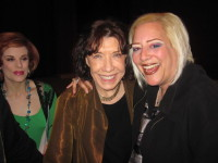 Kat Kramer, Lily Tomlin, and SKY, three fabulous DIVAS of the STAGE!