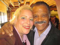 SKY with dear talent of stage and screen, Ted Lange