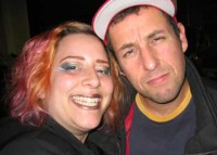 Hey Mr. Adam Sandler! Make a funny face with SKY!