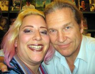 SKY with Jeff Bridges in Hollywood.